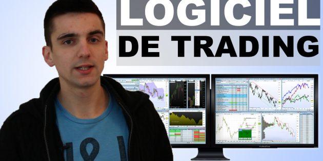 Vignette Youtube : Quel logiciel de trading ?