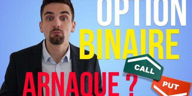 Option binaire arnaque
